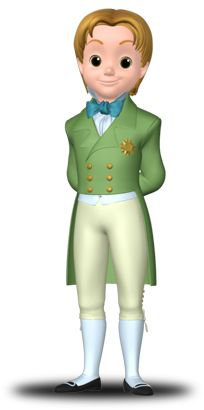 Prince James from Sofia the First