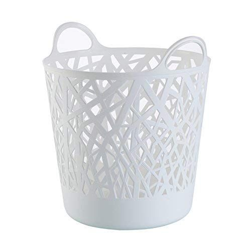 Casagood Plastic Laundry Basket Laundry Basket Toy Basket