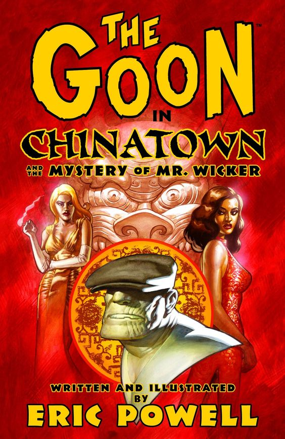 The Goon Chinatown by Eric Powell
