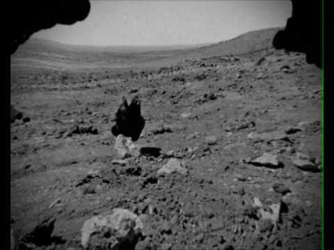 LEAKED: real uncut NASA footage by Curiosity rover ...