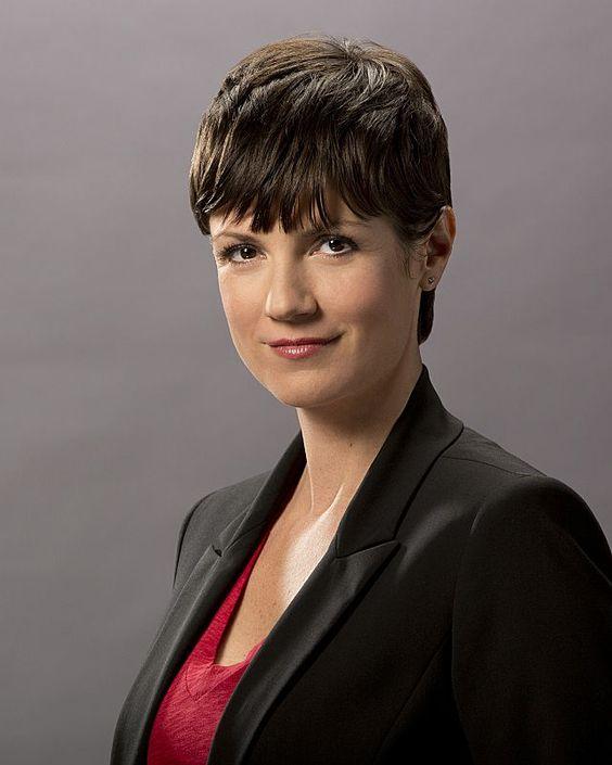Zoe McLellan NCIS New ...