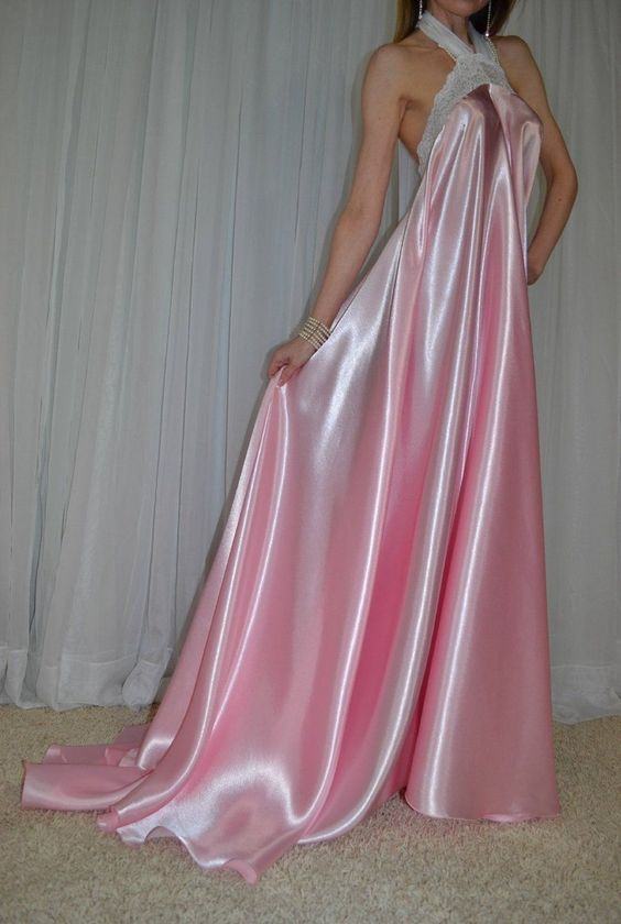 Nylon Nightgown 71