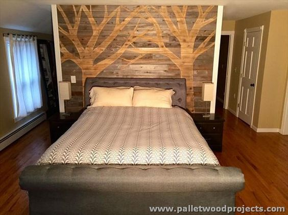 Reused Wooden Pallet Projects