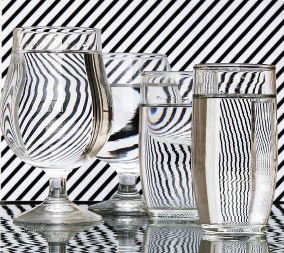 Zebra Refraction experiments 3