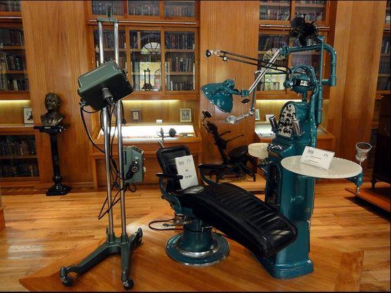 Sala de la Odontología Mexicana