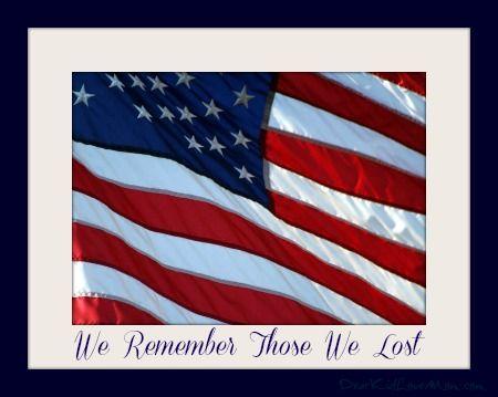 We remember those we lost. Fort Hood. DearKidLoveMom.com