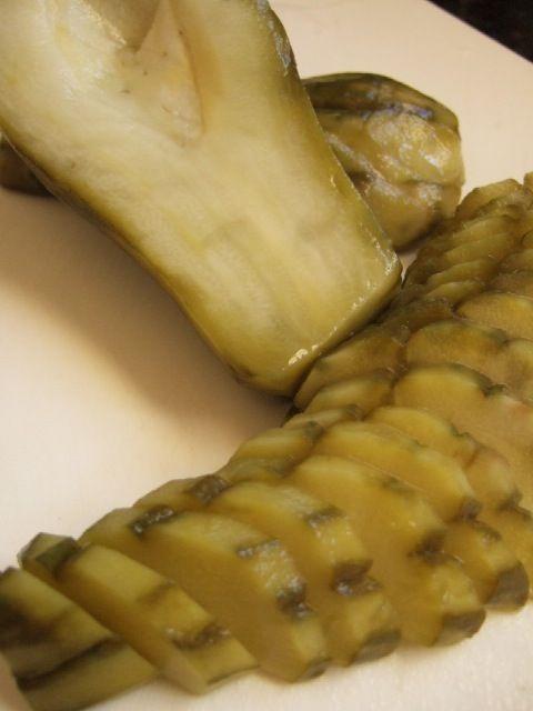 Receita de Conserva de chuchu na pinga | Cozinha Japonesa