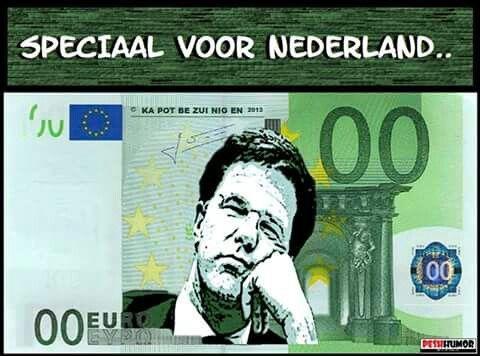 De 1000 euro v Mark Rutte... sorry sorry sorry:
