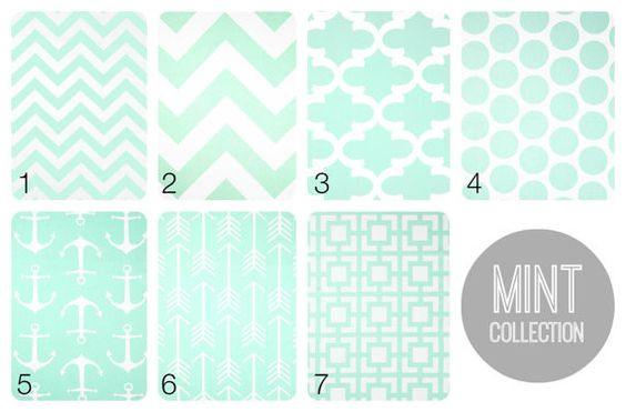 Mint Green Curtain Panels. 25 or 50 Widths. 63 by thebluebirdshop, $80.00