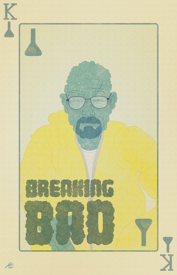 Breaking Bad by Jared Rosenthal