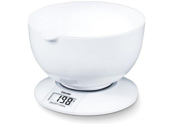 Marca: Beurer Modelo: KS32   Pantalla LCD con números de 13 mm 5 kg de…
