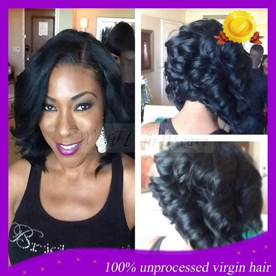 Prime Short Human Hair Wigs Wigs African Americans And Curly Bob Short Hairstyles Gunalazisus