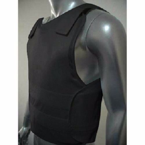 Large Female IIIA BulletProof Concealable Body Armor Carrier Vest Inserts