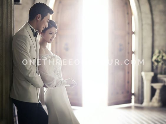 Renoir | Korean Pre-wedding Photography by Pium Studio on OneThreeOneFour 5