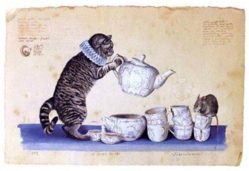 Cat & Mouse Tea