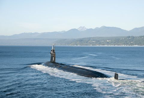 USS Jimmy Carter.