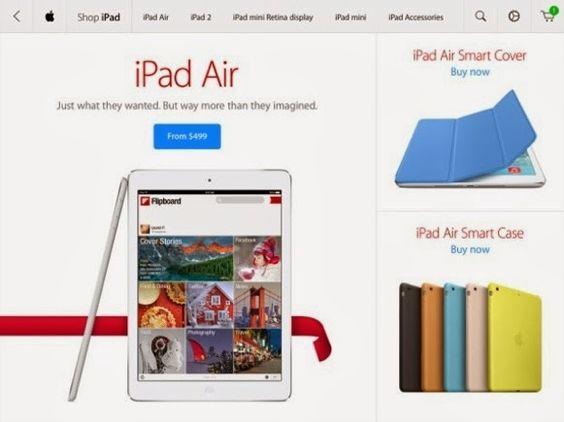 Apple Store para iPad ya disponible | No sin mi mac