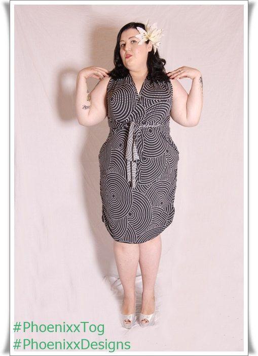 17 best Wiggle Dresses Latex Plus Size Phoenixx Designs images on ...