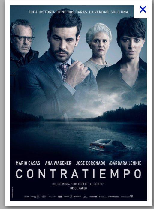 Pin De Andrea Orozco En Netflix Oriol Paulo Peliculas De Drama Peliculas