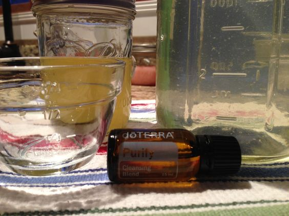Camp Wander: All Natural Bleach with Citrus Enzyme and Purify!