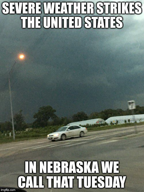 11 Downright Funny Memes You Ll Only Get If You Re From Nebraska Nebraska Funny Nebraska Omaha Nebraska