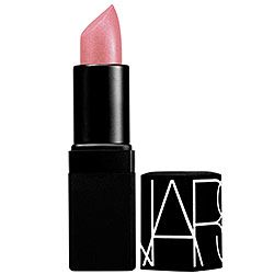 In keeping with neon pink for today, NARS Lipstick in Schiap is amazing. (Schiap isn't the color in the picture, click through to see it.)