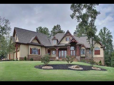 Amicalola Cottage 07201 3956 Garrell Associates Inc Craftsman House Plans Cottage House Plans Craftsman House