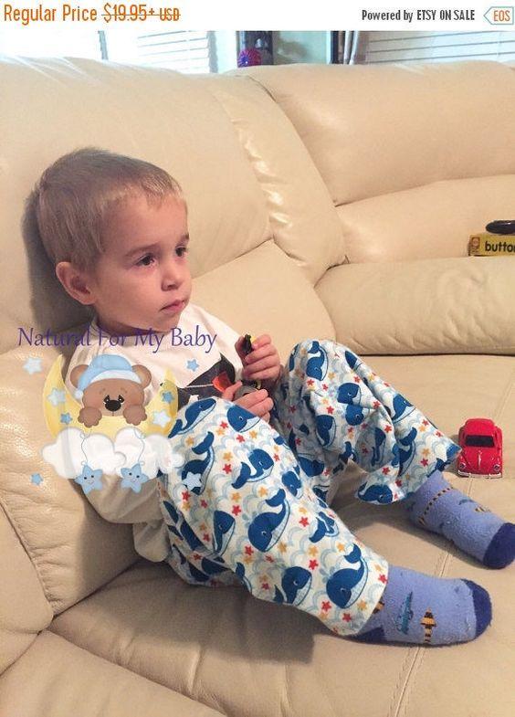 MyBirthday Big Sale Baby Flannel Pajama Animals Pants Kids Toddler ...