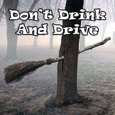 All That Spam: Don't Drink and Drive (Halloween)
