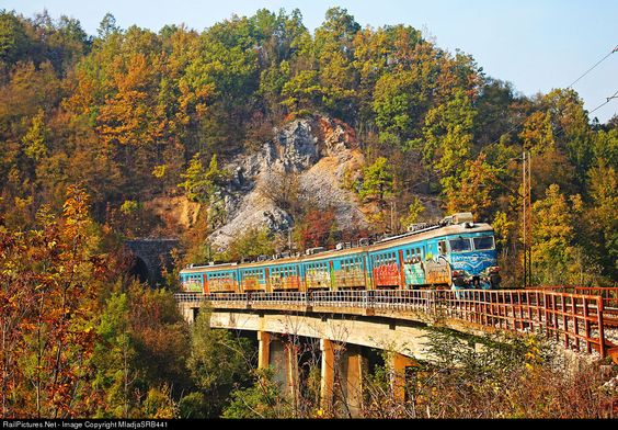 RailPictures.Net Photo: 412 ZS - Zeleznice Srbije ZS 412 at Beograd, Serbia and Montenegro by MladjaSRB441