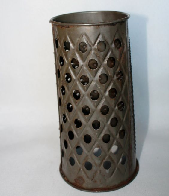 Grater, Farm House And Tins On Pinterest