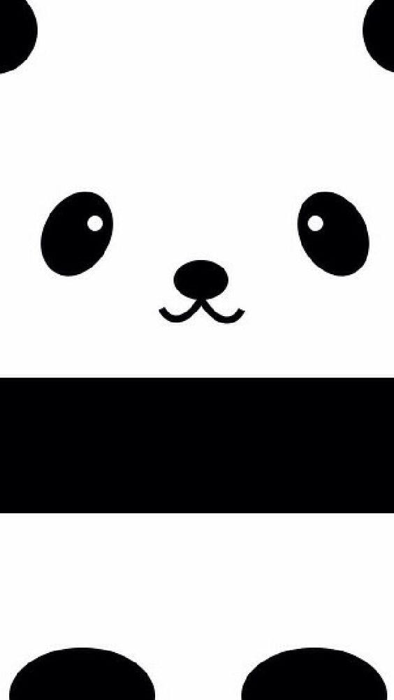 Cute pandas iphone wallpaper c iPhone Wallpaper Pinterest