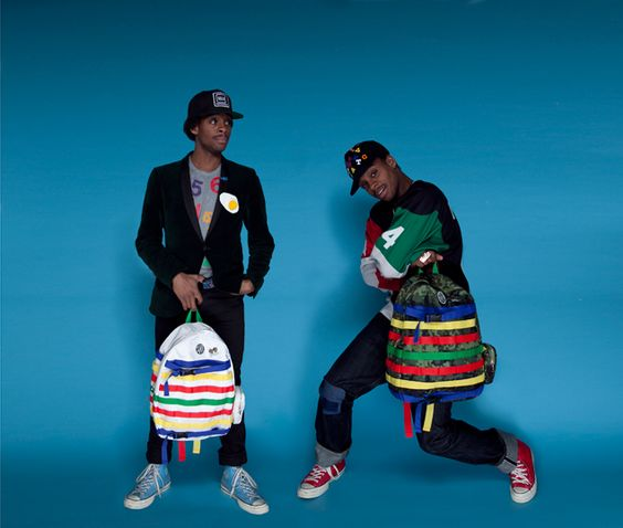 DEE & RICKY × STATE BACKPACK COLLABORATION