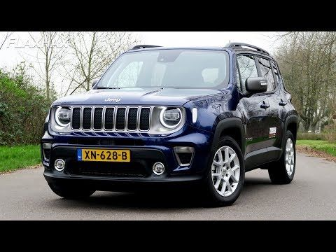 2019 Jeep Renegade Full Review Is This Facelift Good Enough