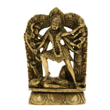 Kali is the Hindu goddess associated with empowerment, shakti. Kali is represented as the consort of Lord Shiva, on whose body she is often seen standing. Shiva laid in path of Kali, whose foot on Shiva subdues her anger.
