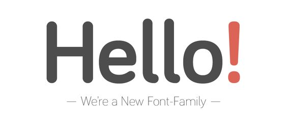 Bariol, a new font. Download for free by paying with a tweet. Really interesting, hope it works out!