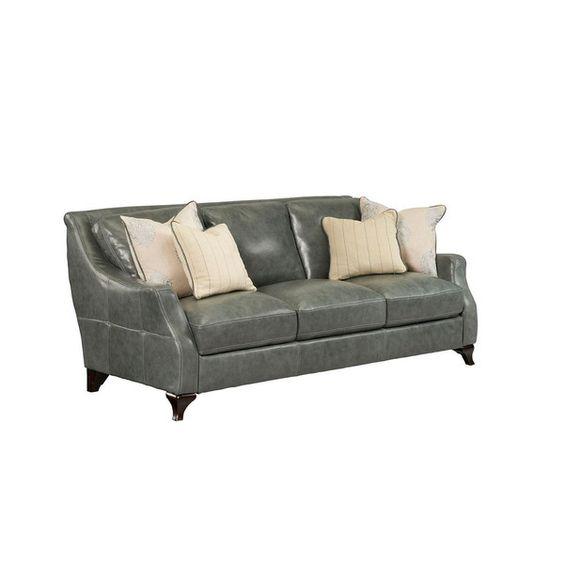 "Camden Leather Sofa | Joss & Main $1,759.95   84"""