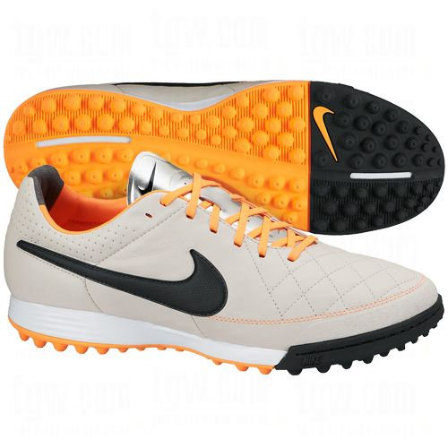 NIKE Mens Tiempo Genio Leather Turf Soccer Shoes #NIKE #Tiempo ...
