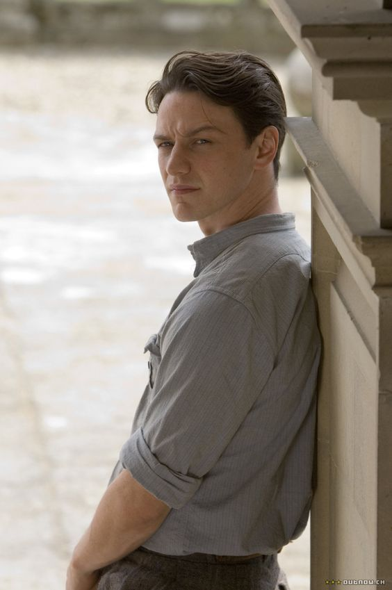 James McAvoy  'Atonement'