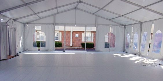 Portable Tent Flooring. EventDeck for Synthetic Turf, Tent, and Events