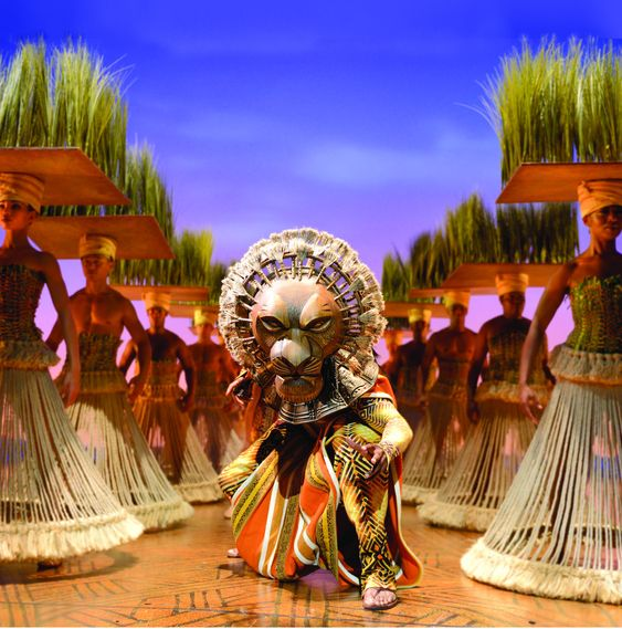 Sights and Sounds: Singapore Lion King