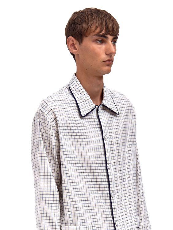 Emiliano Rinaldi Men's Bed Shirt | LN-CC