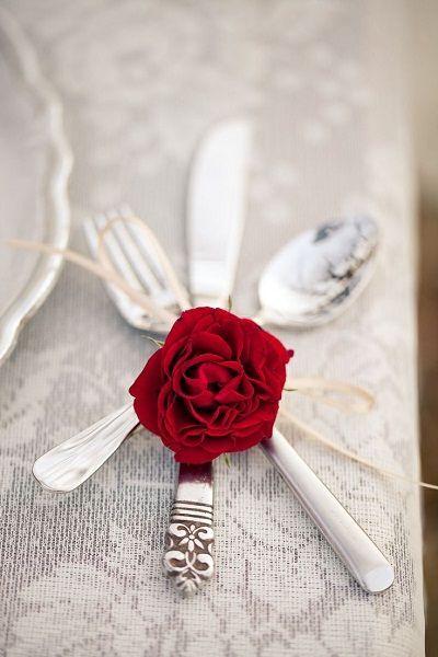 Nozze a San Valentino ... dettagli! 9