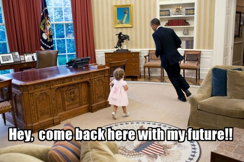 Get back here with my future!!