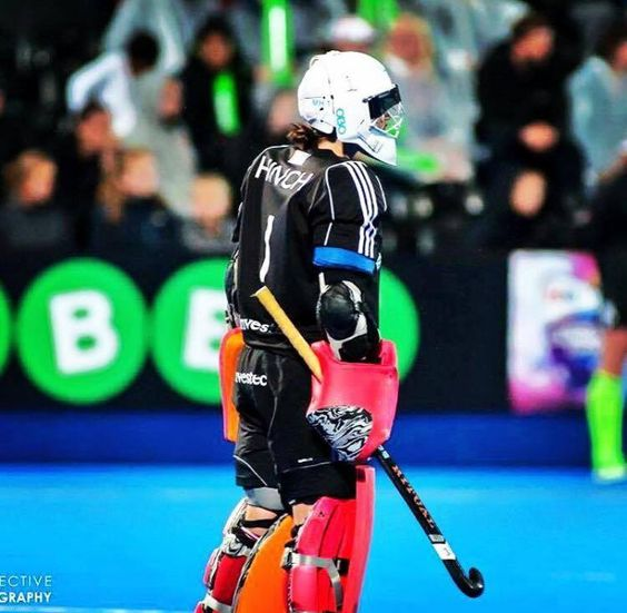Maddie Hinch- Great Britain and England Goalkeeper- Ritual Hockey
