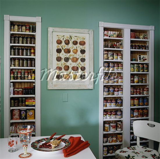 Pantry In The Wall - Google Search