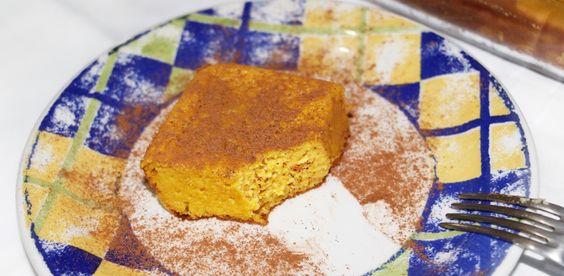 Bolo de Milho (Versão Tradicional e Fit)