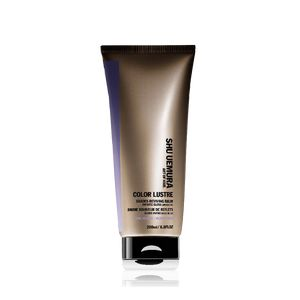 Color Lustre Cool Blonde by Shu Uemura Art of Hair. Luxury, salon professional treatment to revive and extend blonde permanent haircolor.