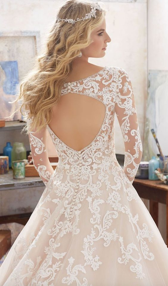 favorite 2018 bridal trends Morilee plus size wedding dresses by Madeline Gardner