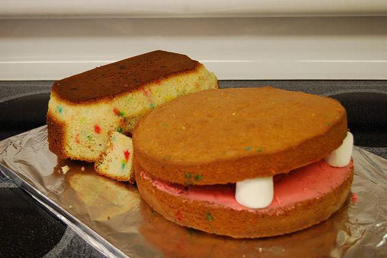 Hippo Cake...GENIUS